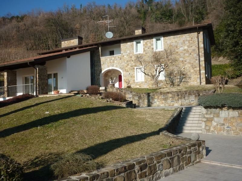 Villa indipendente Cormons: esterno